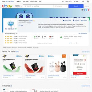eBay Australia thetechguysau