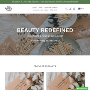 Eco Beauty Tools