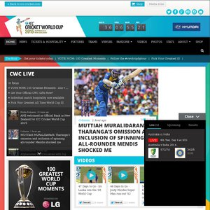 cricketworldcup.com