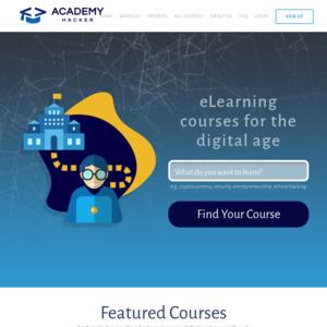 Academy Hacker