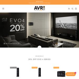 Audio Visual Revolution