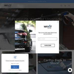 Wax It Car Care