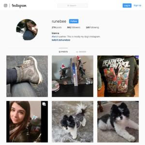 instagram.com runebee