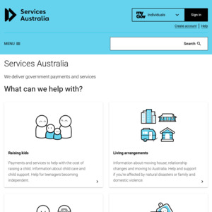 Services Australia