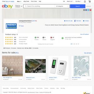 eBay Australia energywisechoice