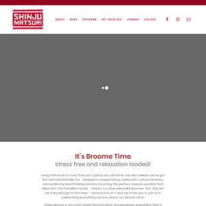 shinjumatsuri.com.au