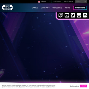 wiredproductions.com