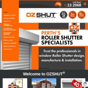 ozshut.com.au