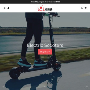 E-Scooter Nation
