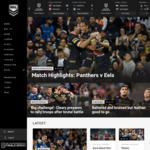 NRL - National Rugby League