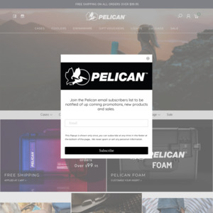 Pelican Products Online