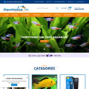 Aquaholics Online
