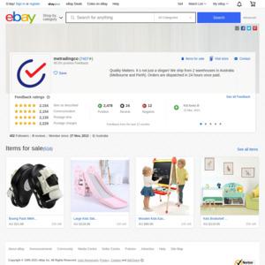 eBay Australia metradingco