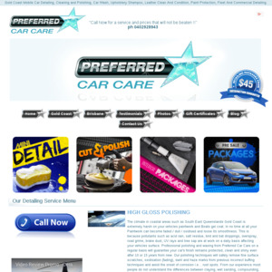 Preferred Car Care