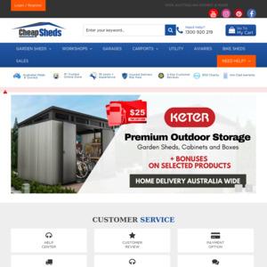 cheapsheds.com.au