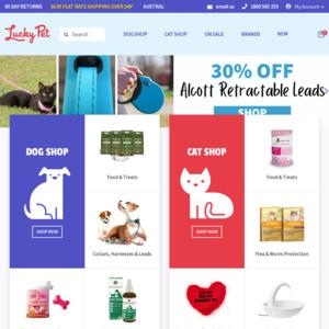 Lucky Pet Supplies