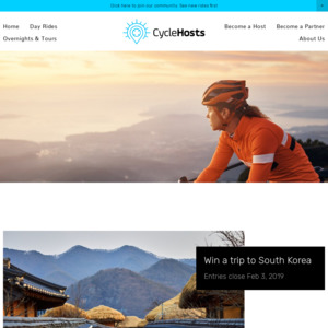 cyclehosts.com.au