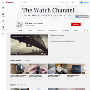 The Watch Channel