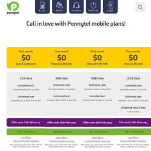 Pennytel Mobile