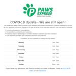 Paws Express
