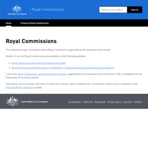 royalcommission.gov.au