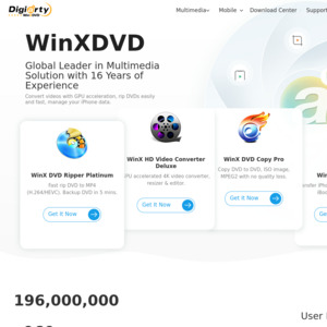 Free Winx HD Video Converter Deluxe 5 15 (Normally $59 95