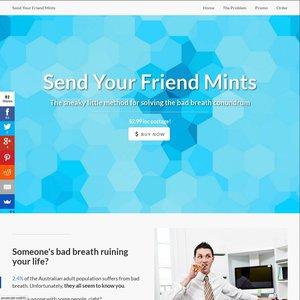 sendyourfriendmints.com