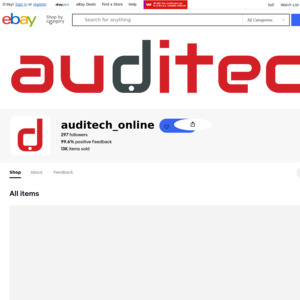 eBay Australia auditech_online