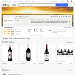 eBay Australia coffeeandwineco