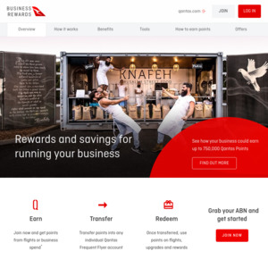 qantasbusinessrewards.com