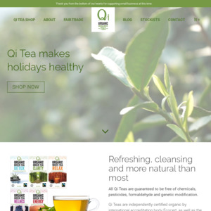 Qi Tea Australia