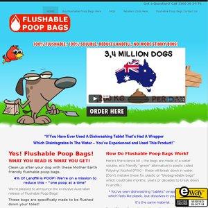 flushablepoopbags.com.au