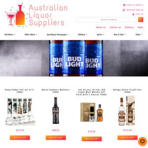 Australian Liquor Suppliers
