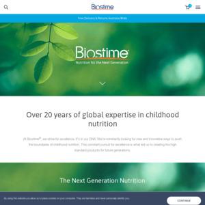 biostime.com.au