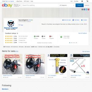 eBay Australia tauruslegend