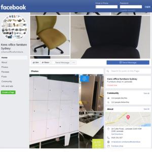 Kens office furniture Sydney