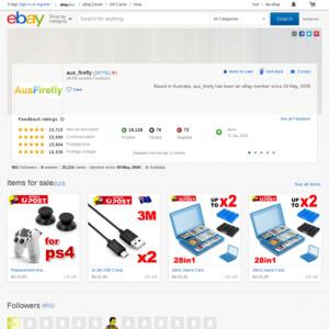 eBay Australia aus_firefly