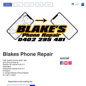 blakesphonerepair.com