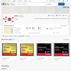eBay Australia iot.hub