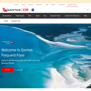 Qantas Points