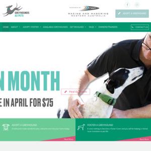 Greyhound as Pets, Racing and Wagering WA