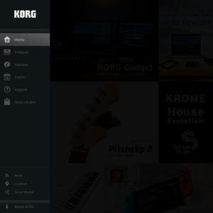 korg.com