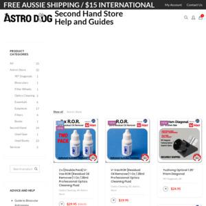 Astro Dog Telescope