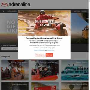 Adrenaline Australia