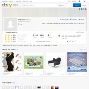 eBay Australia oz-quicker