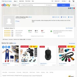 eBay Australia online-shopping-eden