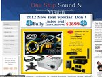 One Stop Sound & Vision