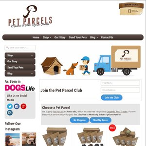 Pet Parcels