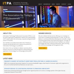 Information Technology Professionals Association