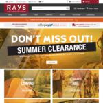Rays Outdoors Australia